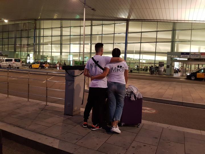 WELCOME LAX – LOS ÁNGELES- DÍA1