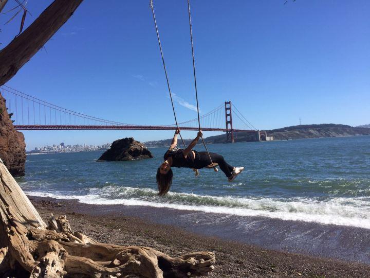 COMO LLEGAR AL FAMOSO COLUMPIO DE SAN FRANCISCO – KIRBY COVE–