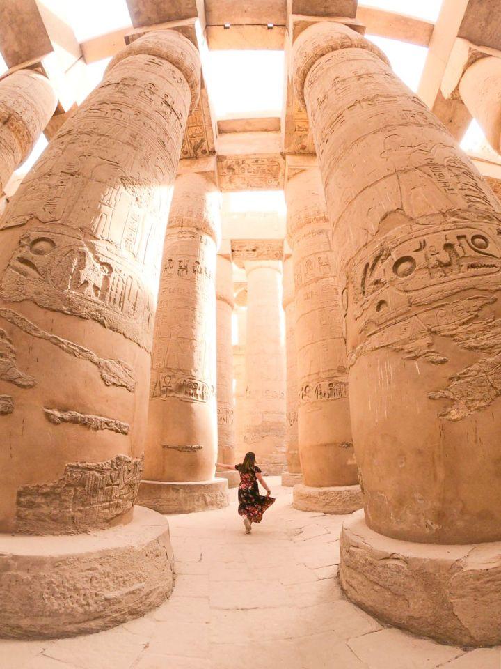PREPARATIVOS, RUTA y PRESUPUESTO EGIPTO – 6DÍAS