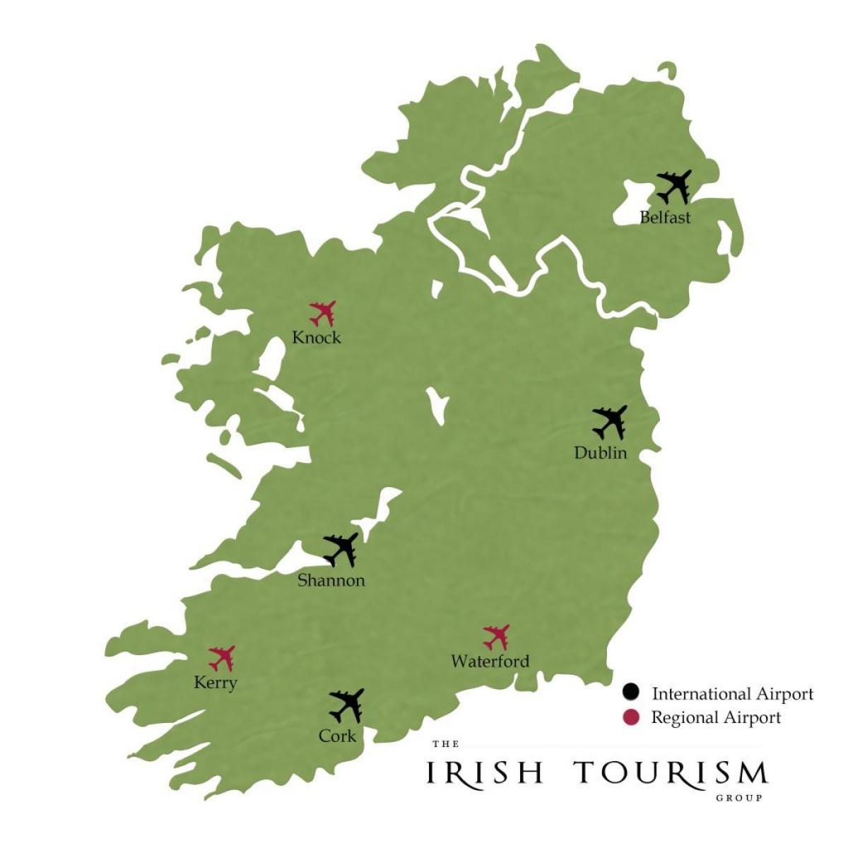 aeropuertos-en-irlanda-mapa